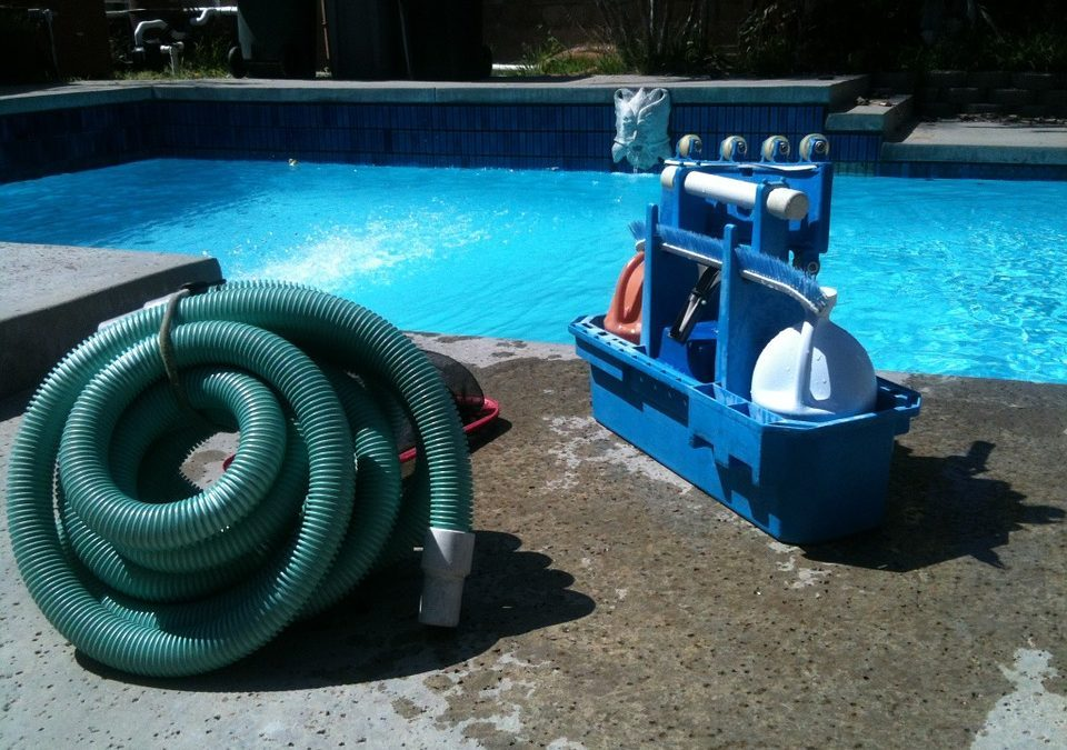 Open the Gates for a Clean Swimming Pool by Using these Simple Tips