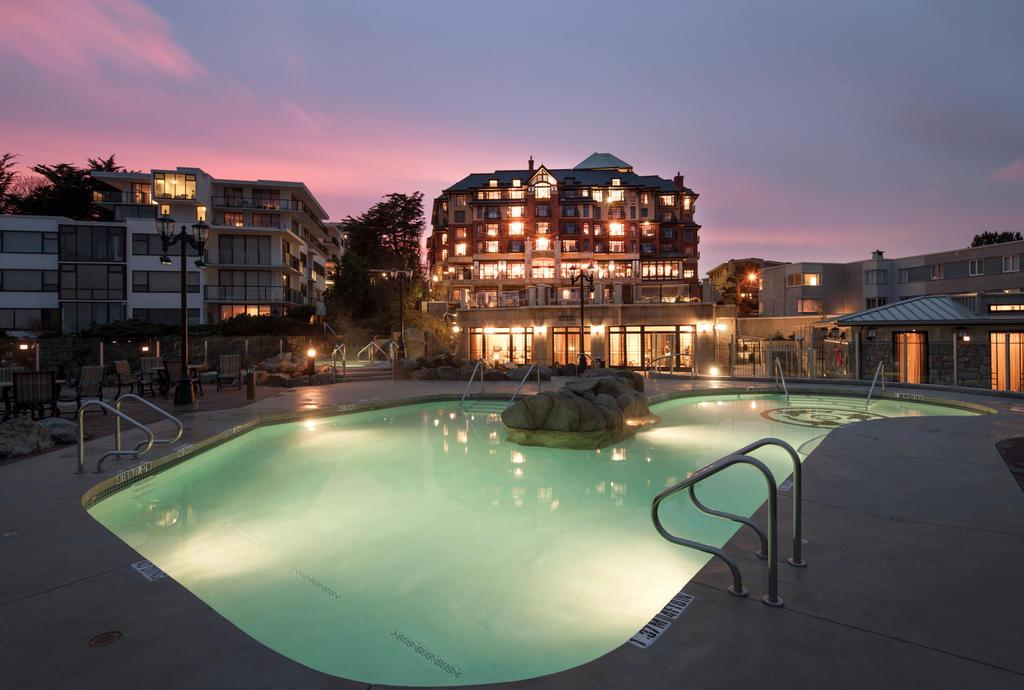 oak bay beach hotel mineral baths were built by trasolini pools - pool company vancouver