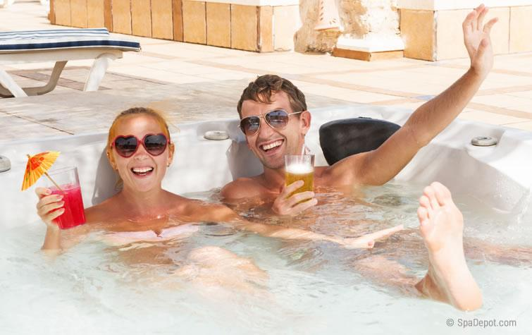 hot tub party safety tips