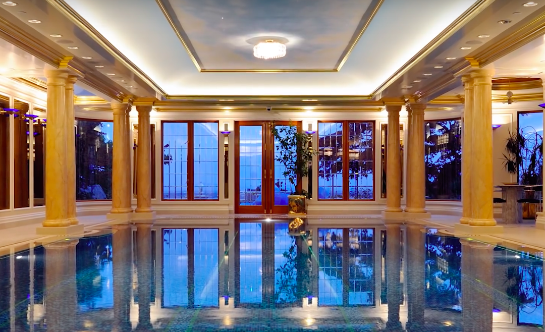 Things to consider when buying a property with a swimming pool