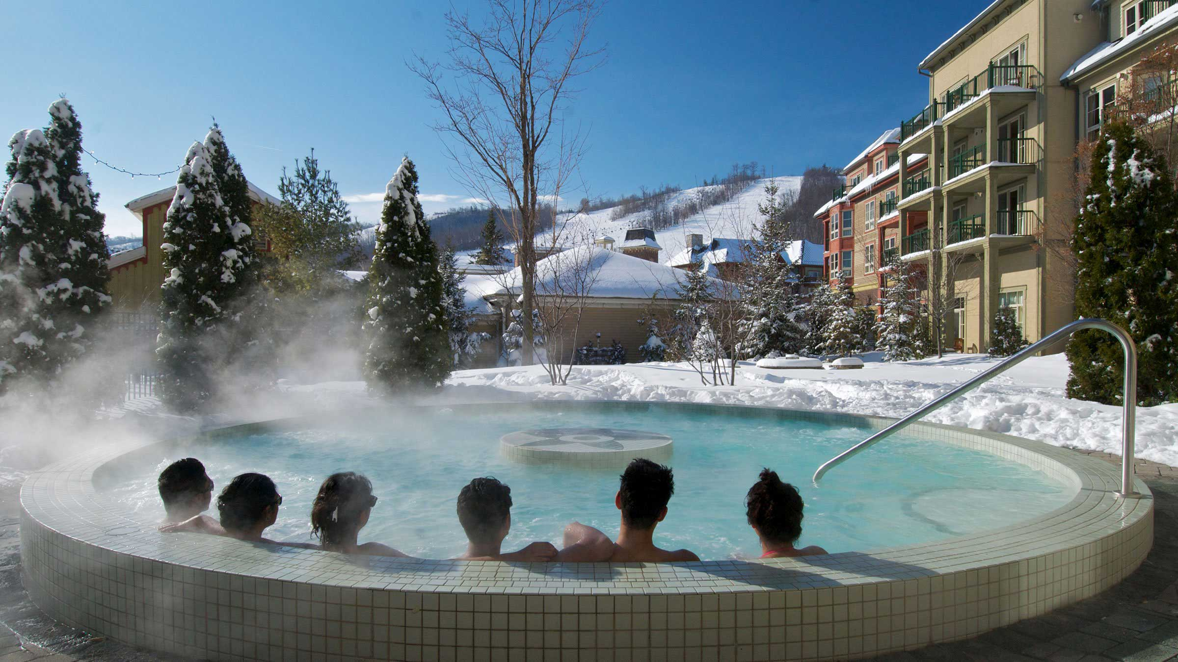 Hot Tub Party Ideas For The Winter Trasolini Pools Ltd