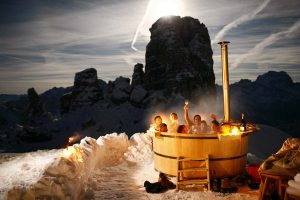 hot tub party ideas winter, pool company vancouver
