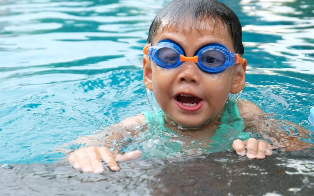 Pool safety tips for children and babies