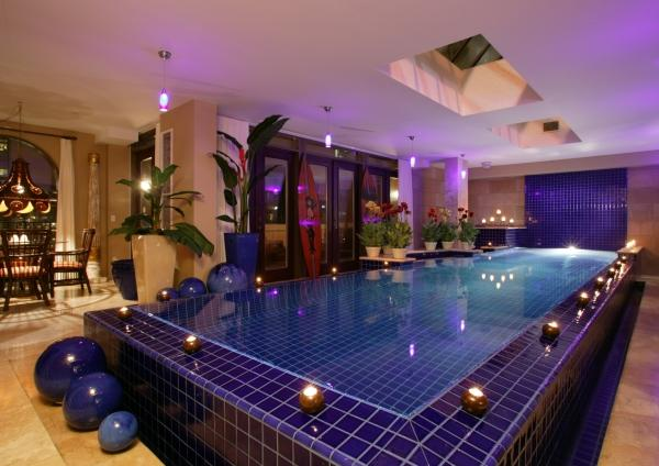 How to create the perfect indoor spa