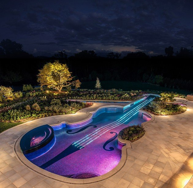 unique pool designs - vancouver pool company - trasolini pools