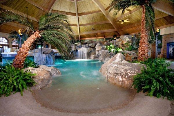 unique pool designs - vancouver pool company - trasolini pools