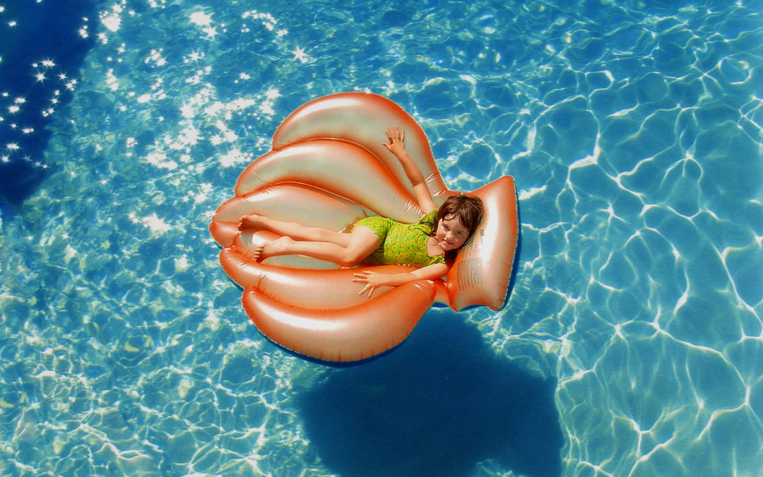 Stay safe and have fun when hosting a kids pool party this summer