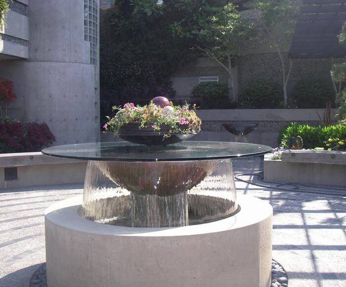 unique water features for your vancouver home - vancouver pool company - trasolini pools