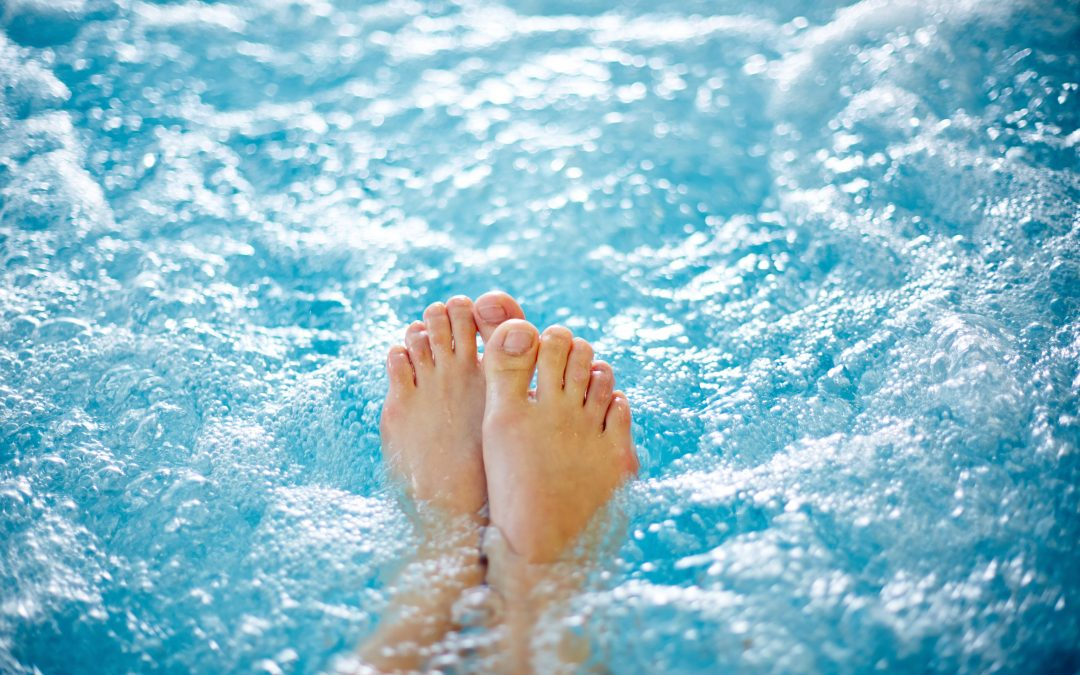 Why it is important to keep your hot tub's chemicals balanced