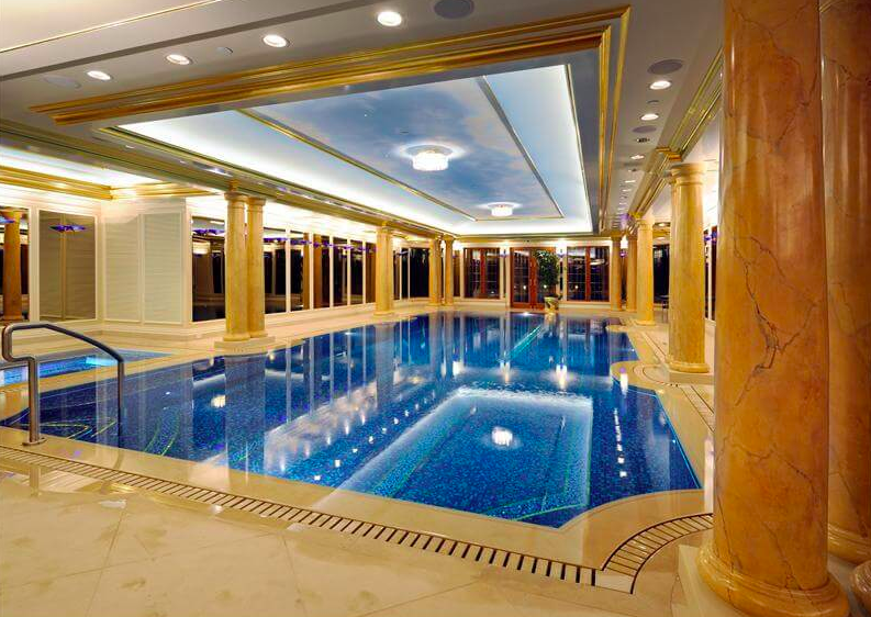The pros and cons of installing an indoor pool in your home