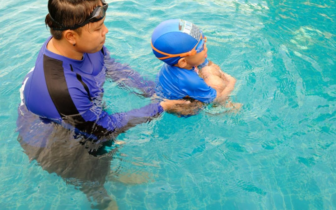 Why kids' swimming lessons are important for pool owners