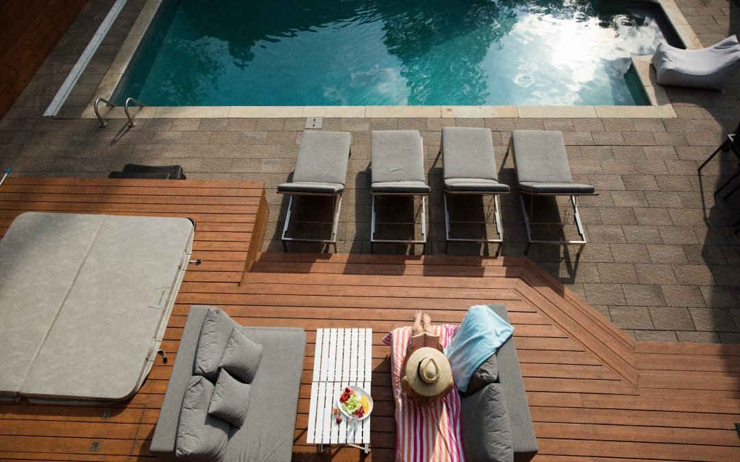 Create your own staycation this summer with the help of a Vancouver swimming pool contractor