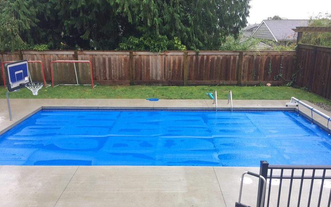 To cover or not to cover: Tips for when your pool is not in use