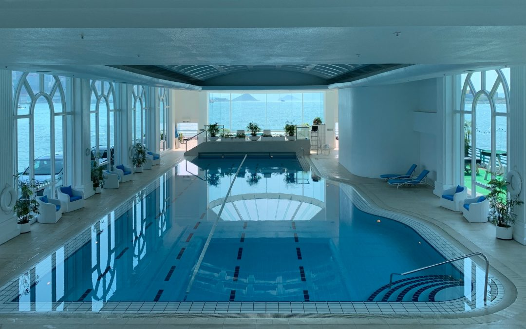 How to make light the focus of your indoor swimming pool design