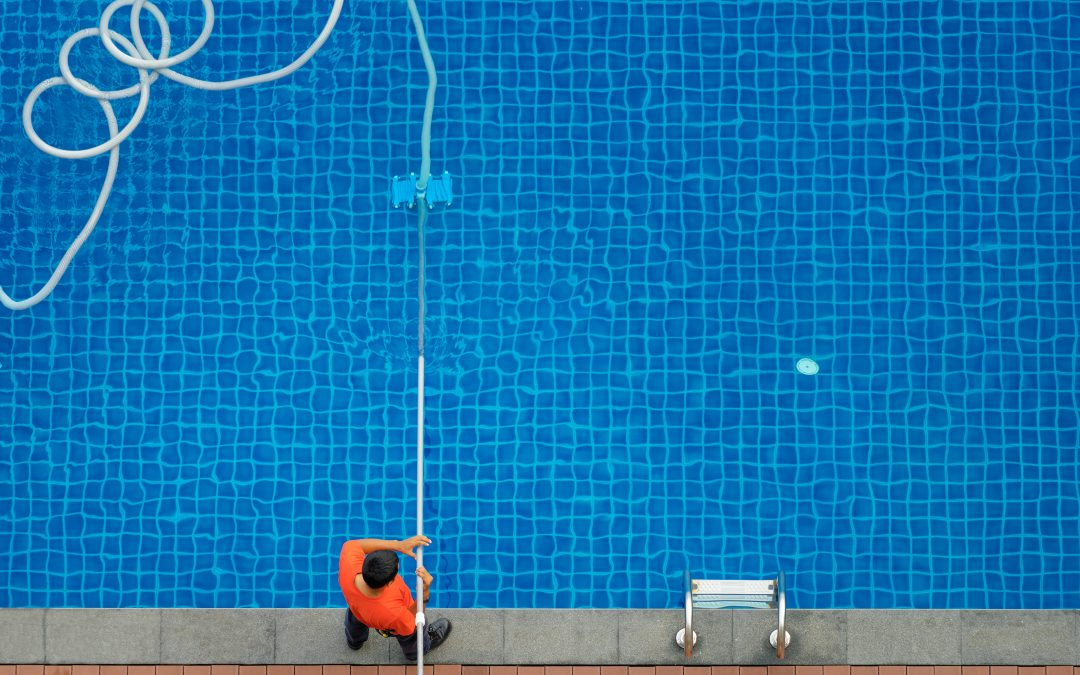Checklist for opening your swimming pool for the summer