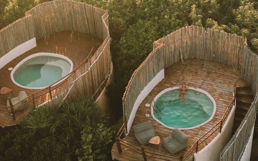 10 unique hot tub designs to inspire your Vancouver inground hot tub installation