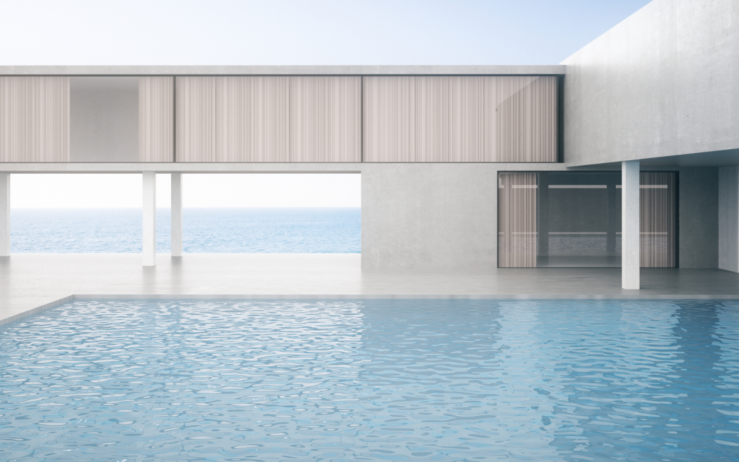 8 modern concrete swimming pool designs