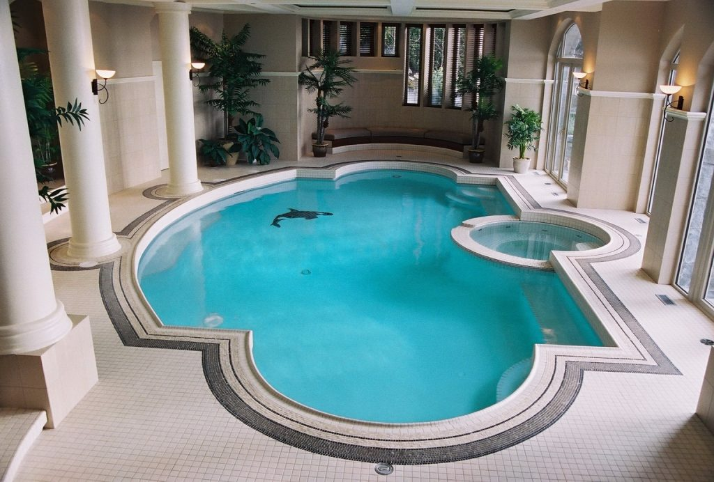 tiles - custom features to add to your swimming pool design - vancouver pool company - swimming pool contractor in vancouver - trasolini pools