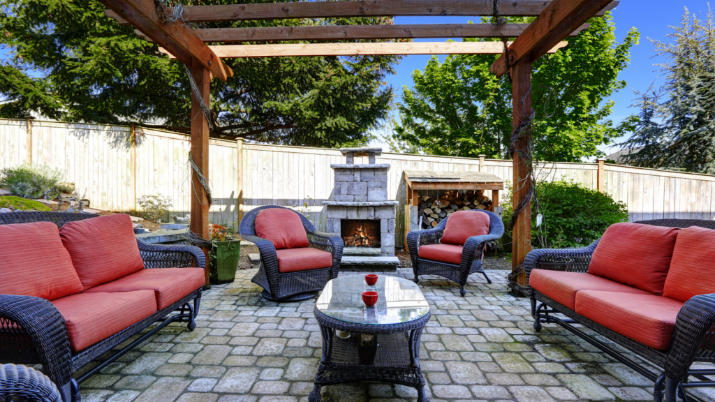 Top 6 Ways to Style Your Inground Hot Tub Patio Deck - Vancouver hot tub company - Vancouver pool company - Trasolini pools - Entertainment Space