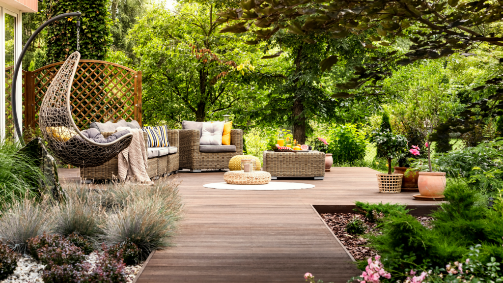 Top 6 Ways to Style Your Inground Hot Tub Patio Deck - Vancouver hot tub company - Vancouver pool company - Trasolini pools - Go Natural